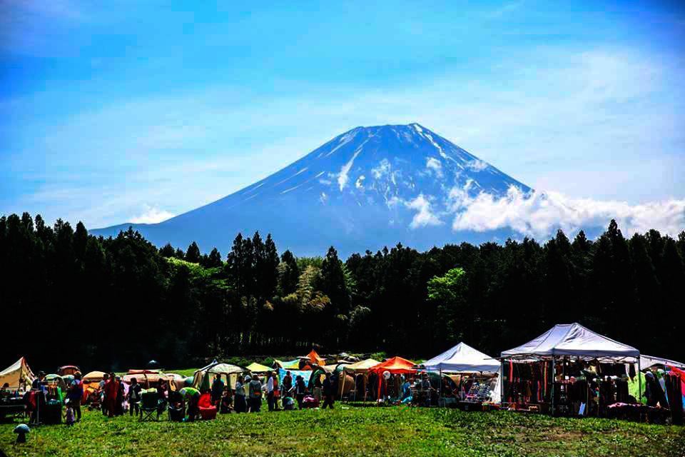 青空camp(ハートランド・朝霧)