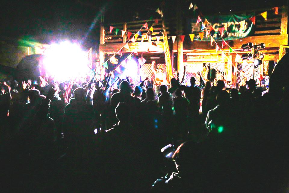 青空camp2015ステージ